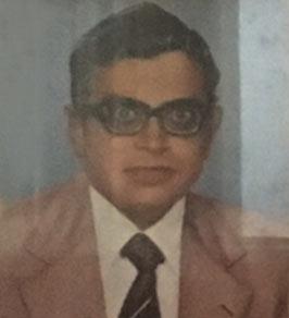 Shri. Pratapbhai Gandhi