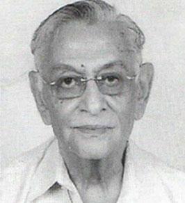 Shri. Anantbhai Khetani