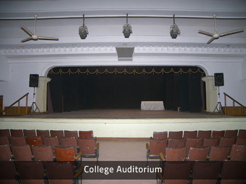 College Auditorium