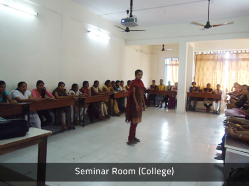 Seminar Room (College)