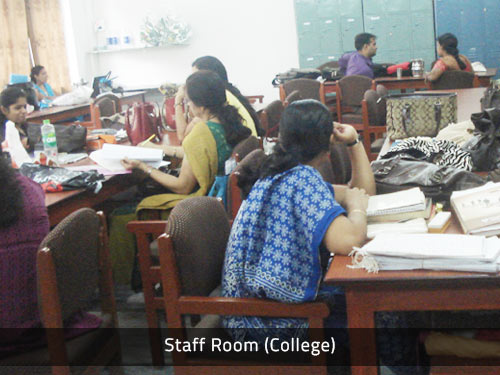 Staff Room (College)